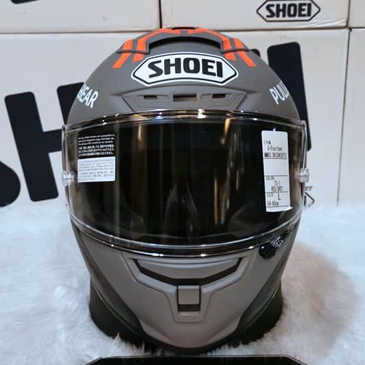 Capacete Shoei X-Spirit III Marc Marquez Replica TC-1 Concept 2 (X-fourteen)  - Planet Bike Shop Moto Acessórios