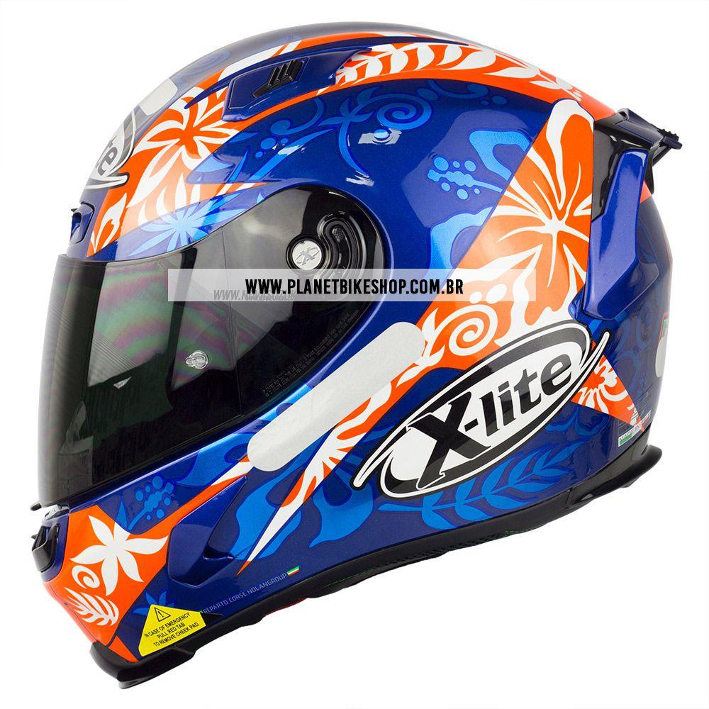 Capacete X-Lite X-803 Danilo Petrucci Oficial - SuperOferta  - Planet Bike Shop Moto Acessórios