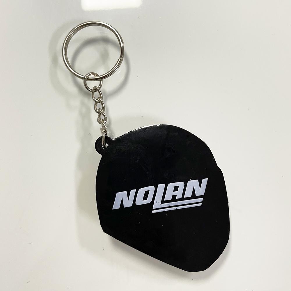Chaveiro Capacete Nolan N100 Emborrachado - Ofertaço  - Planet Bike Shop Moto Acessórios