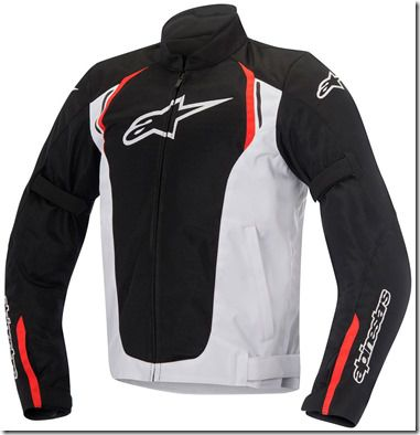 Jaqueta Alpinestars AST-AIR Ventilada Tri-Color
