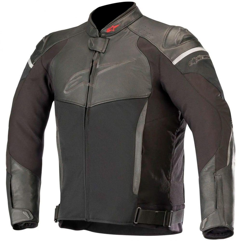 Jaqueta Alpinestars SPX-AIR  COURO   - Planet Bike Shop Moto Acessórios