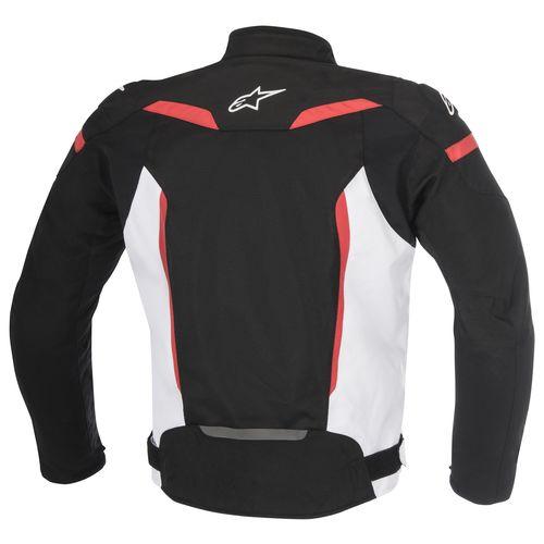 Jaqueta Alpinestars T-GP Plus R Air V2  Preta/Vermelha  LANÇAMENTO!!  - Planet Bike Shop Moto Acessórios