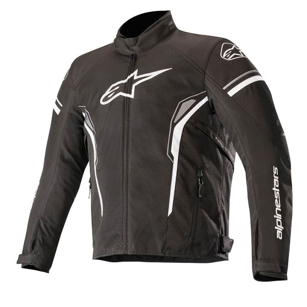 Jaqueta Alpinestars T-SP 1 - Impermeável - Black/White