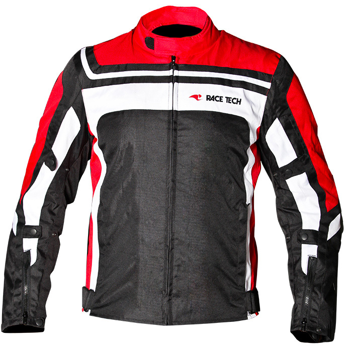 0 Jaqueta Race Tech Imola Black / Red / White (Oferta)