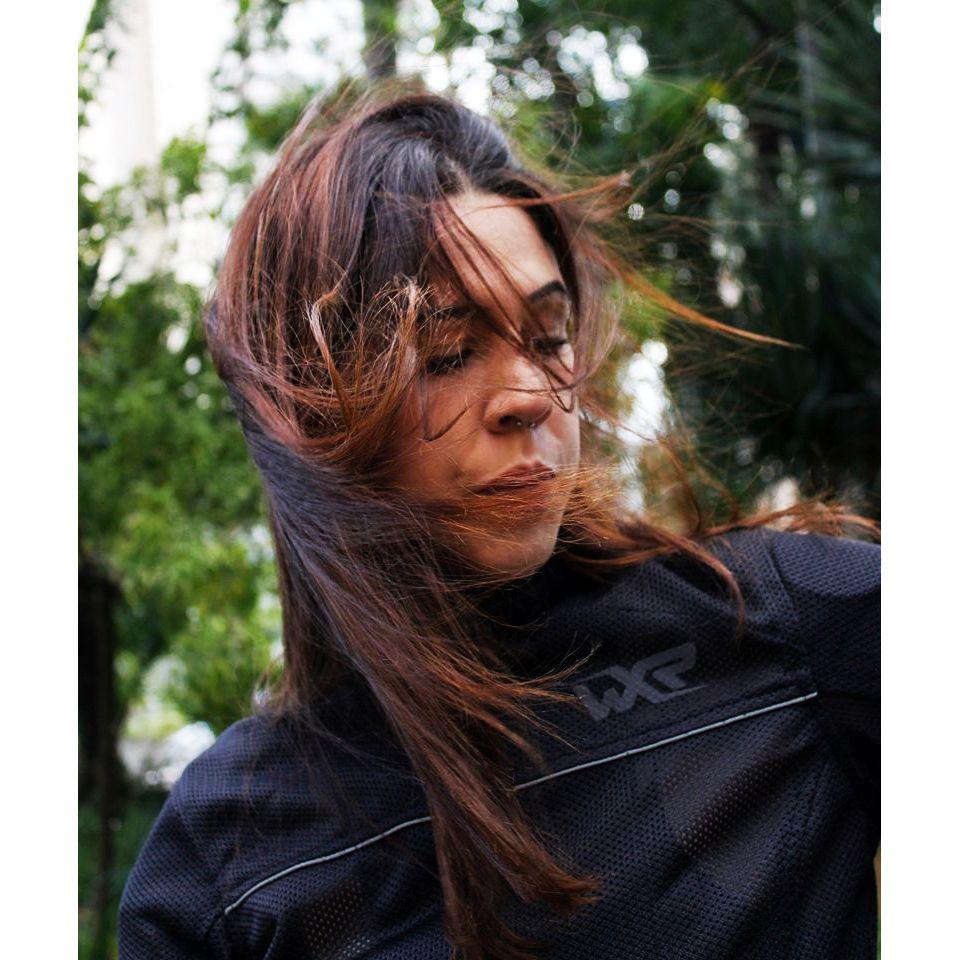 Jaqueta WXR Supervent Feminina Ventilada/Verão  - Planet Bike Shop Moto Acessórios