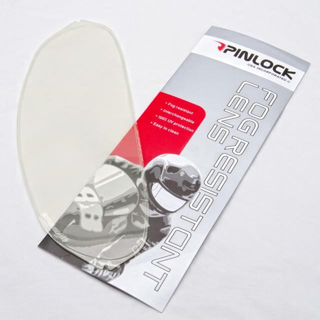 Pinlock Universal (colado)  - Planet Bike Shop Moto Acessórios