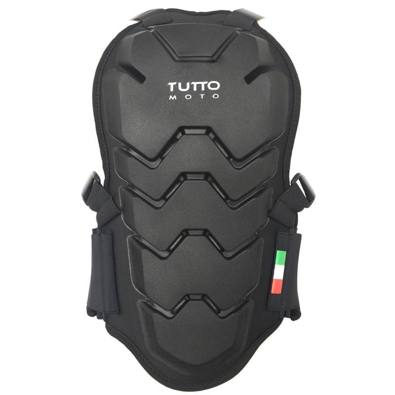 Protetor de Coluna Tutto Combat  - Planet Bike Shop Moto Acessórios