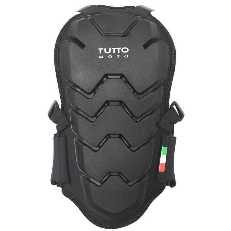 Protetor de Coluna Tutto Combat - BlackFriday  - Planet Bike Shop Moto Acessórios