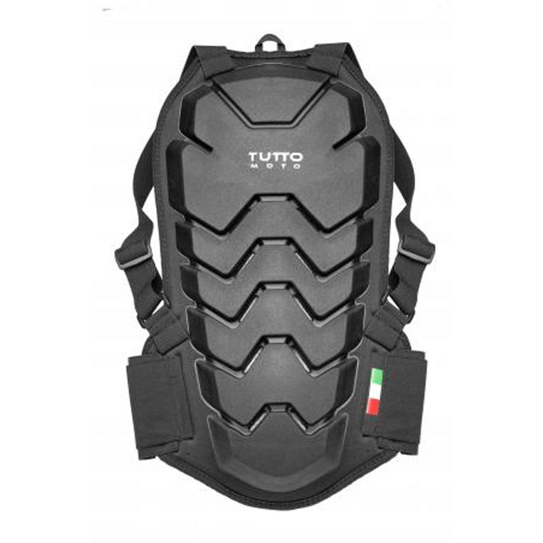 Protetor de Coluna Tutto Combat - OFERTAÇO  - Planet Bike Shop Moto Acessórios