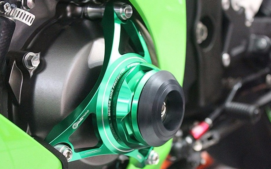 Protetor Estrela de motor Procton Z1000  - Planet Bike Shop Moto Acessórios
