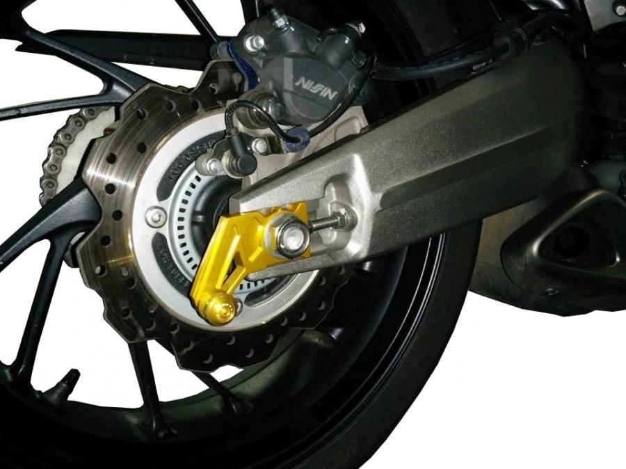 Slider Procton Traseiro (Honda) CBR650F  - Planet Bike Shop Moto Acessórios