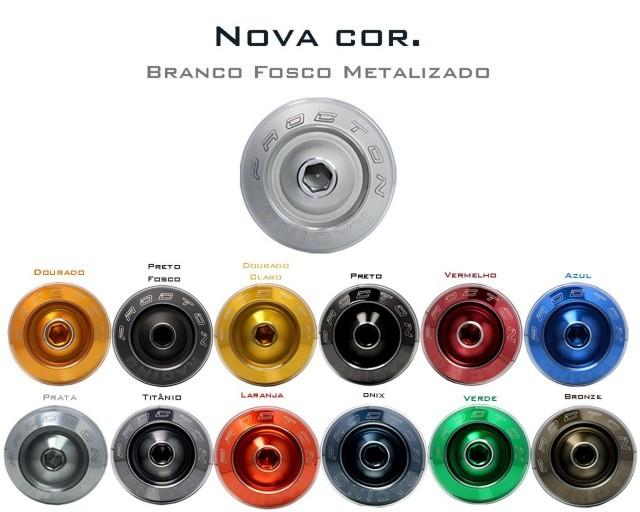 Tampa de Motor (1PÇ) ER6N/ Ninja 650 F/ Versys 650 / Ninja 300   - Planet Bike Shop Moto Acessórios