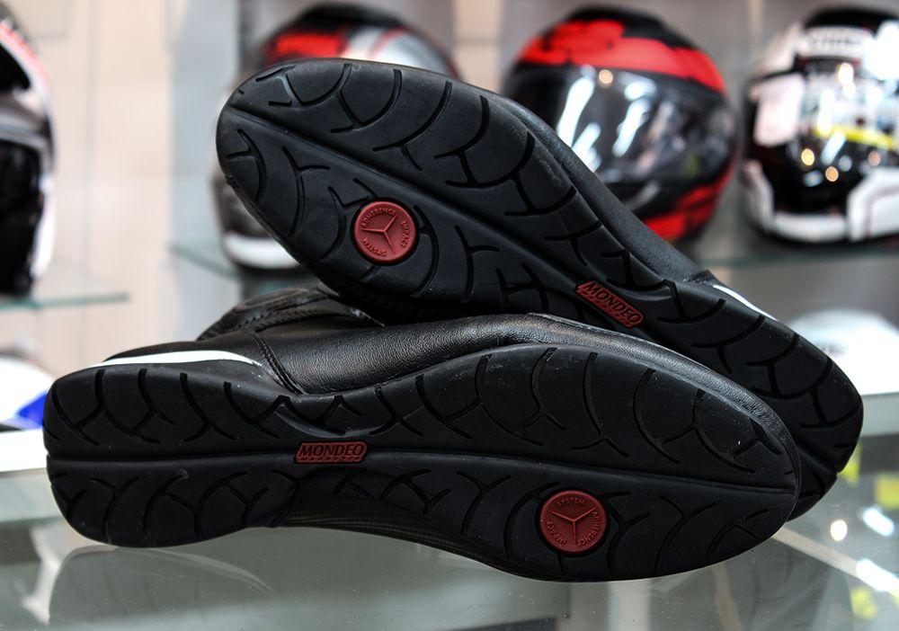 Tenis Moto Mondeo Spirit Tech Masculino Tech lll Preto  - Planet Bike Shop Moto Acessórios
