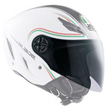 Viseira AGV Blade Fumê  - Planet Bike Shop Moto Acessórios