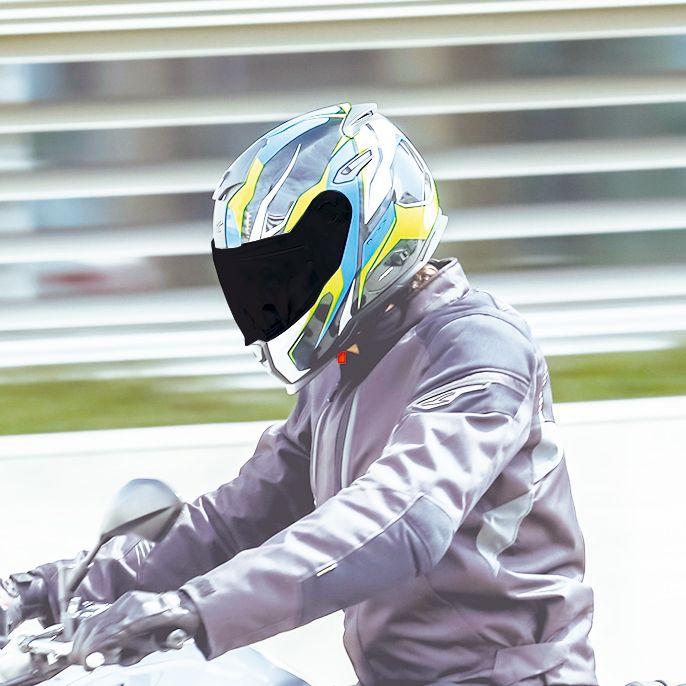 Viseira Nexx SX100 Fumê   - Planet Bike Shop Moto Acessórios