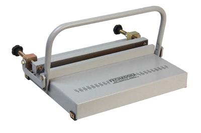 Fechadora Wire-o Manual Oficio 36cm Excentrix FX-3  - Click Suprimentos