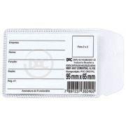 Protetor Porta CNH em Bolsa PVC Cristal 65x95x0,13mm DAC (100 unidades)
