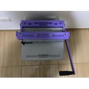 Encadernadora Perfuradora Fechadora Wire-o Passo 3x1 Conjugada e Espiral A4