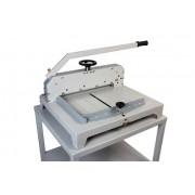 Guilhotina Semi Industrial Master Plus 33cm até 300 Folhas Excentrix EX330 com Mesa