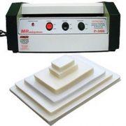 Kit Plastificadora A4 Oficio P280 + 400 Plásticos
