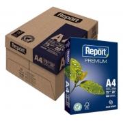 Papel Sulfite Branco Report Premium A4 210x297mm 75g/m² Suzano  - Caixa com 5000 Folhas