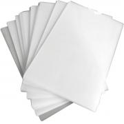 Polaseal para Plastificação A4 220x307x0,10mm (250 micras) - Pacote com 20 Plásticos