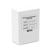 Polaseal para Plastificação Oficio 226x340x0,10mm (250 micras) - Pacote com 100 unidades