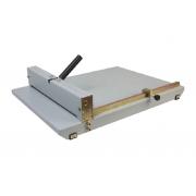 Vincadeira de Papel Manual em Aço Oficio 36cm até 8 Folhas Excentrix