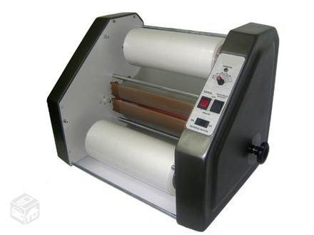 Termolaminadora Multiuso MR Máquinas TL350 220v  - Click Suprimentos