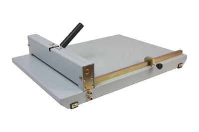 Vincadeira de Papel Manual em Aço Oficio 36cm até 8 Folhas  - Click Suprimentos