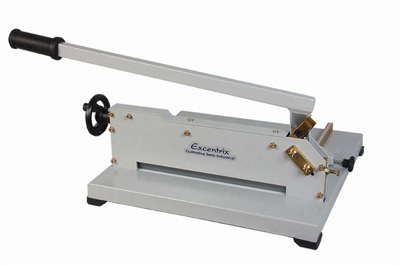 Guilhotina Semi Industrial Standard 34cm até 150 folhas Excentrix STD150   - Click Suprimentos