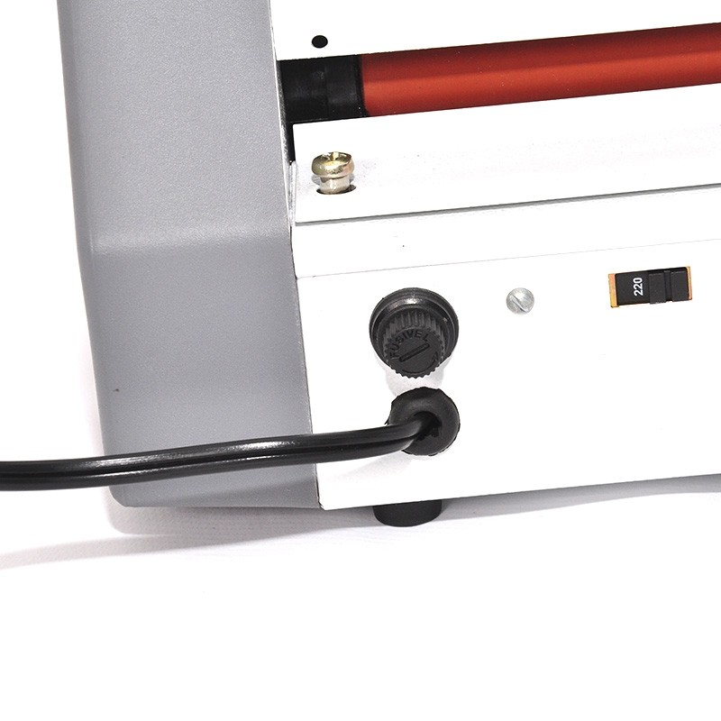 Plastificadora Poliseladora RG Gazela AC 00.12.30 Bivolt  - Click Suprimentos