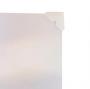Cantoneiras para Fotos em Papel 13mm Branca - Pacote com 84 unidades