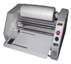 Plastificadora Rotativa de Bobina  Oficio R280 Bivolt  - Click Suprimentos
