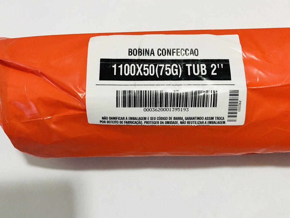 """Bobina de Papel Sulfite Para Plotter 1100x50M 75g/m² T2""""  - Click Suprimentos"""