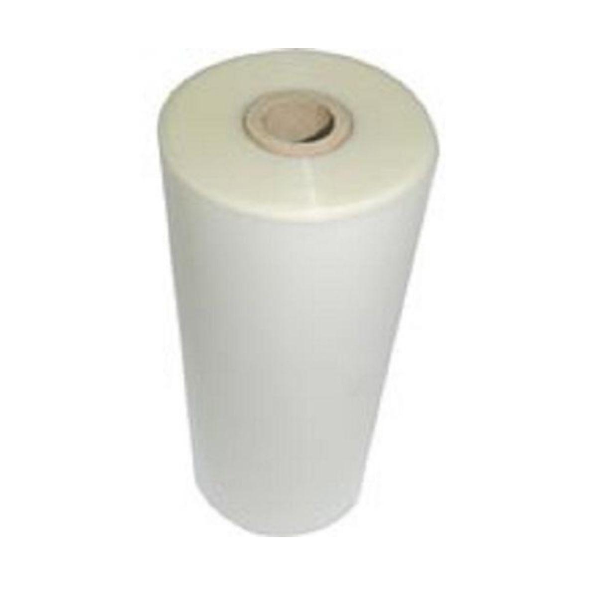 Bobina para Plastificação Oficio 23cm x 45M x 0,08mm (190 micras)  - Click Suprimentos