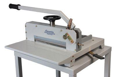 Guilhotina Semi Industrial Master Plus 33cm até 300 Folhas Excentrix EX330 Sem Mesa  - Click Suprimentos