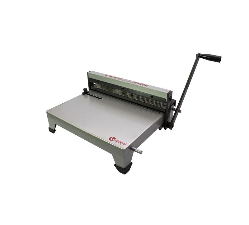 Encadernadora Perfuradora Manual Espiramatic Lassane  - Click Suprimentos