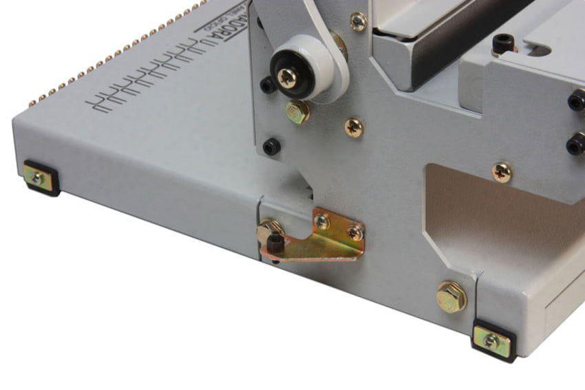 Encadernadora Perfuradora Fechadora Wire-o Passo 2x1 Conjugada  - Click Suprimentos