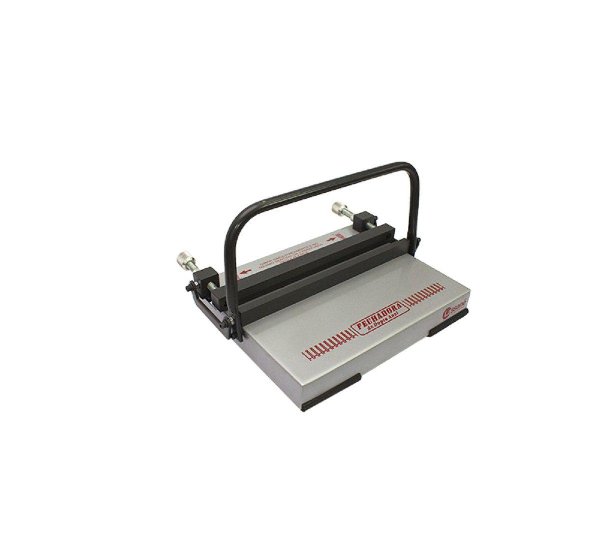 Fechadora Wire-o Manual 35cm Lassane 350  - Click Suprimentos