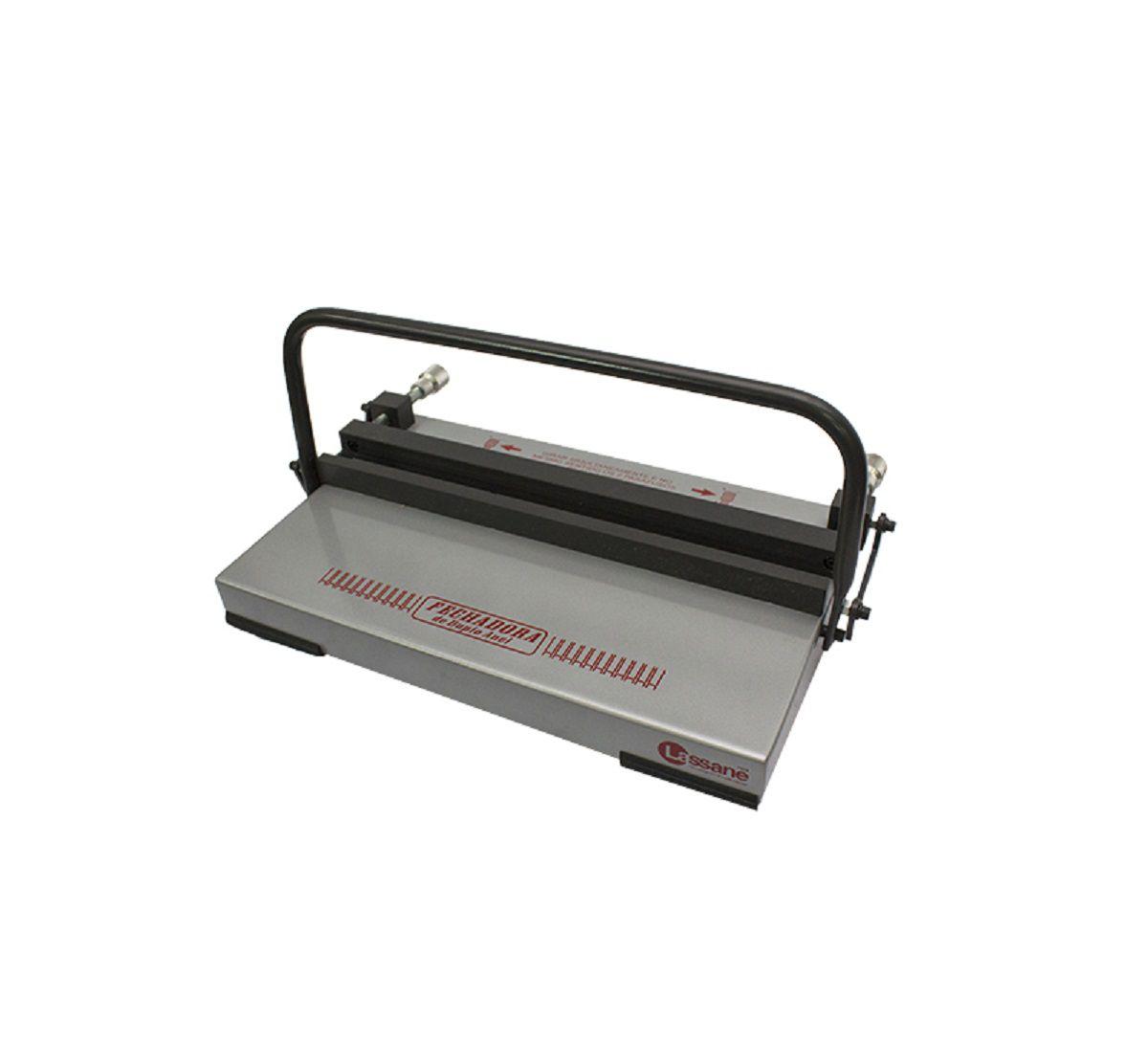Fechadora Wire-o Manual 45cm Lassane 450  - Click Suprimentos