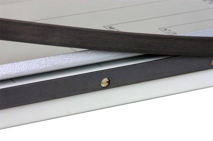 Guilhotina de Papel em Aço Oficio 36cm até 10 Folhas Excentrix LV36  - Click Suprimentos