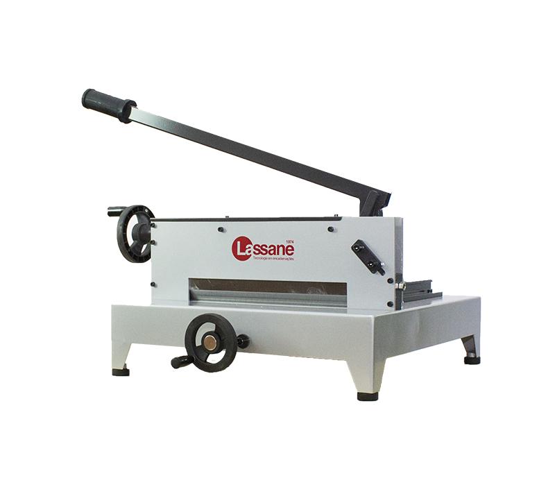 Guilhotina Semi Industrial 34cm até 300 folhas Lassane GSI 340  - Click Suprimentos