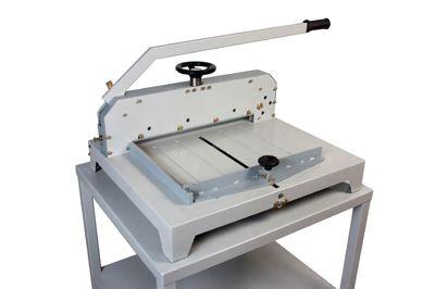 Guilhotina Semi Industrial 51cm até 300 Folhas Excentrix EX510 Sem Mesa  - Click Suprimentos