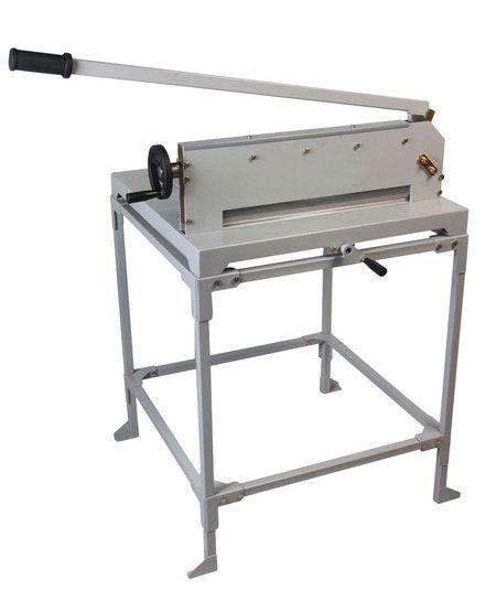 Guilhotina Semi Industrial Standard 34cm até 300 Folhas Excentrix STD340 Com Mesa  - Click Suprimentos