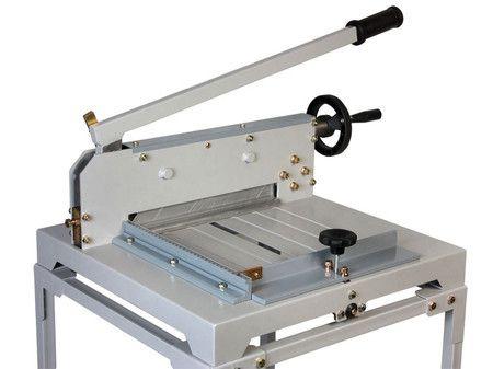 Guilhotina Semi Industrial Standard 51cm até 300 folhas Excentrix STD510 Com Mesa  - Click Suprimentos