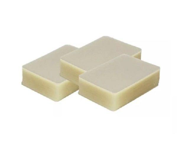 Kit 300 Plásticos Polaseal Para Plastificação 0,05mm (125 micras) - CPF, Título e RG  - Click Suprimentos