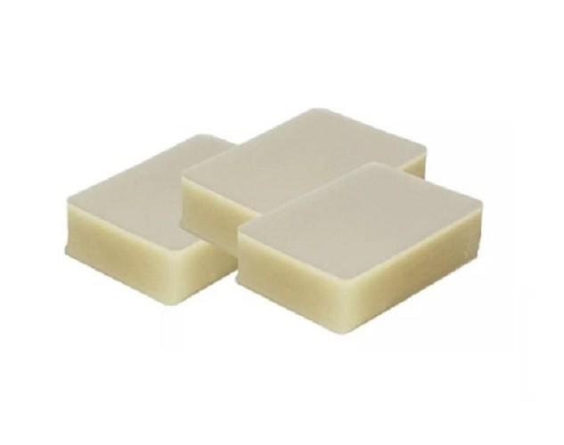 Kit 300 Plasticos Polaseal para Plastificação Crachá 54x86x0,05mm (125 micras)  - Click Suprimentos