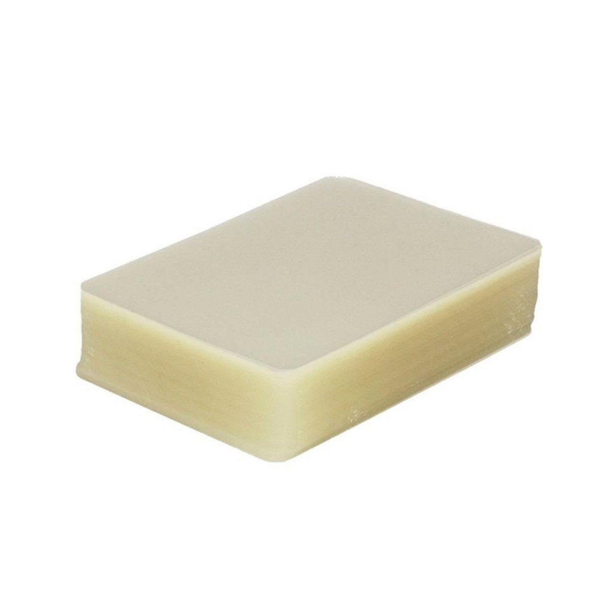 Kit 400 Plásticos Polaseal para Plastificação 0,05mm (125 micras) - Oficio, A4, 1/2 Oficio e RG  - Click Suprimentos