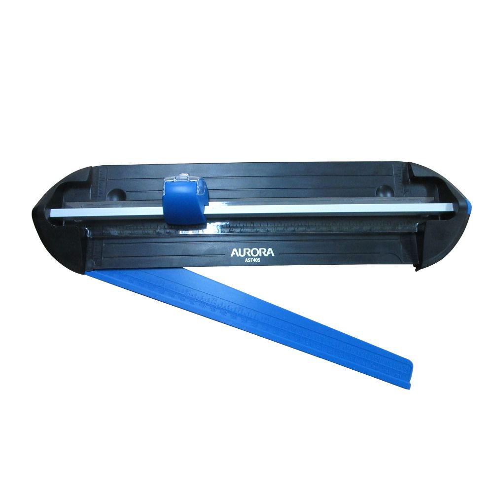 Kit Refiladora 4 Em 1 A4 Aurora Ast405 + Lâmina de Corte  - Click Suprimentos